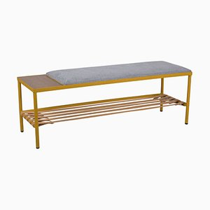 Bdc Yellow Bench from Kann Design