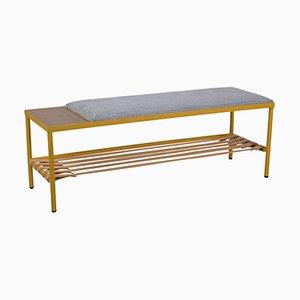 Gelbe Bdc Bank von Kann Design