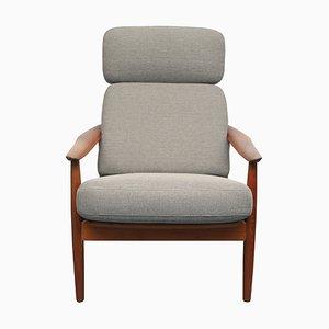 Teak Modell FD-164 Armlehnstuhl von Arne Vodder für Cado, 1960er
