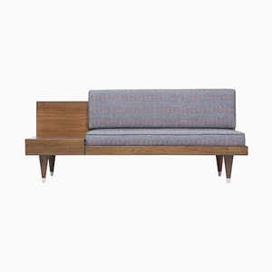 Bi Back Loveseat Belmont by Meghedi Simonian