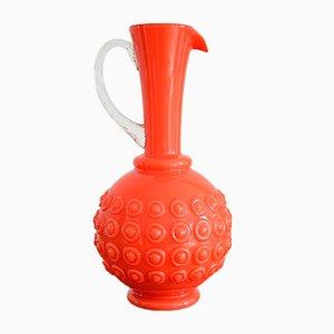 Vase en Verre de Murano, Italie, 1960s