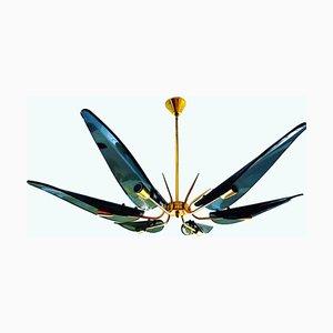 Kronleuchter von Lucio Fontana, 1960er