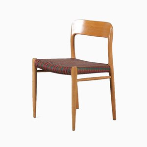 Danish Oak Dining Chairs by Niels Otto Møller for J.L. Møllers, 1960s, Set of 4