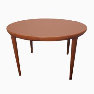 Mid-Century Teak Dining Table by Ib Kofod Larsen for Faarup Møbelfabrik