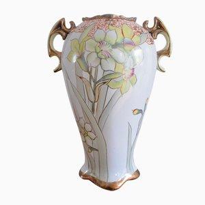 Art Nouveau Vase from Reinhold Schlegelmilch, 1910s