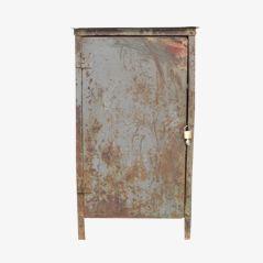 Industrial Metal Cabinet, 1930s