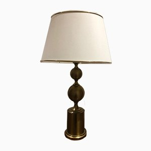 Brass Barber Lamp, 1970s