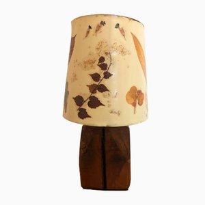 Brutalist Table Lamp, 1970s