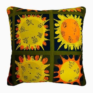 Vintage Paintball Cushion by Sven Fristed, 1960s