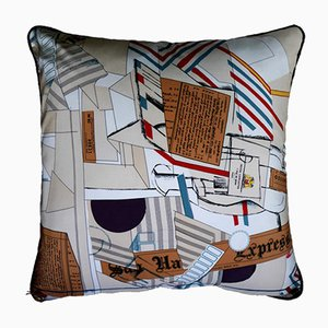 Vintage British The Star Spangled Banner Cushion