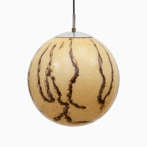 Globe Pendant Lamp by Peill & Putzler, 1970s