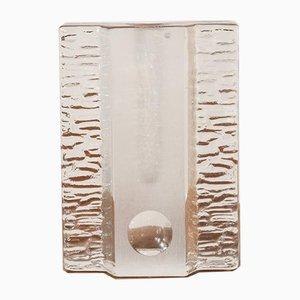 Rechteckige Solifleur Vase von Walther Glas, 1960er