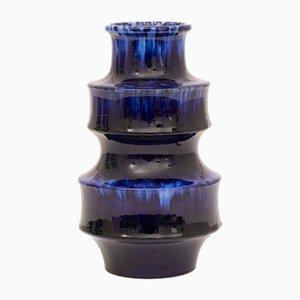 Deutsche Fat Lava Vase von Scheurich, 1970er