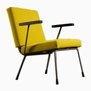 No. 415 Sessel von Wim Rietveld für Gispen, 1950er