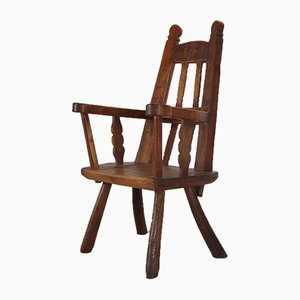 Antique Traditional Chair