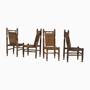 Stühle im Stil von Audox & Minet, 1950er