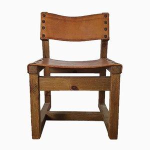 Brutalistischer Stuhl, 1970er