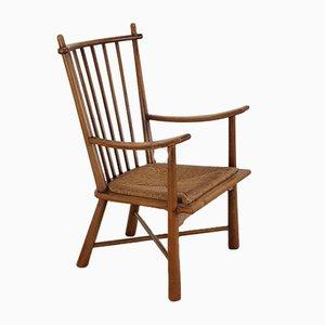 Rare Stuhl von Bas van Pelt, 1940er