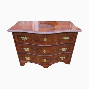 Baroque Walnut Commode, 1750s