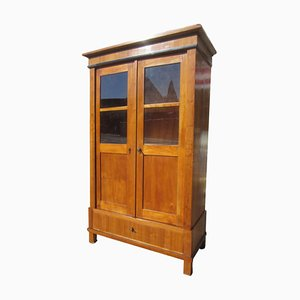 Biedermeier Cherrywood Bookcase, 1830s