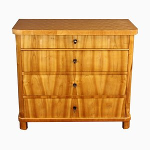 19th Biedermeier Cherrywood Commode