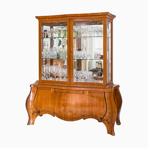 Art Deco French Vitrine, 1920s