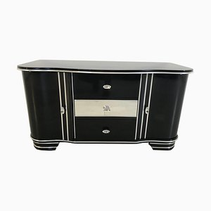 Art Deco Commode Chromliner, 1920s