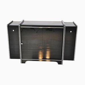 Art Deco Sideboard with Bar Extensions