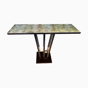 Oxide Console Table