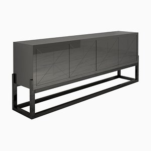 Modern High Gloss Sideboard