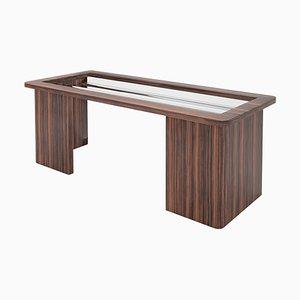 Open Design Makassar Schreibtisch