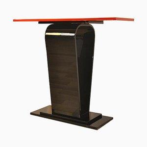 Filigree Konsolentisch im Art Deco Stil von Franci Orelon