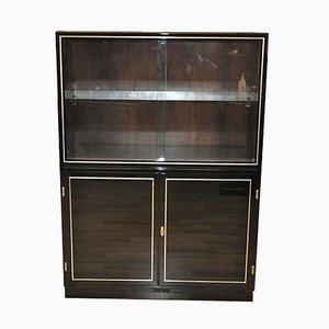 Large Art Deco Display Cabinet