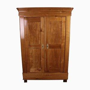 Biedermeier Cherrywood Cabinet, 1860s