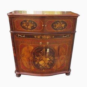 Vintage Rosewood Bar Cabinet, 1970s
