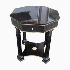 Table de Jeu de Style Empire, 1970s