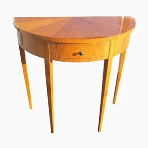 Table Console Antique Biedermeier Tr