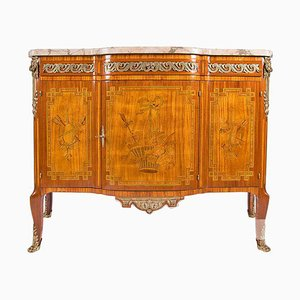 Antique French Rosewood Commode