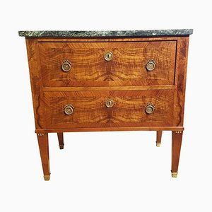 Antique Walnut Commode