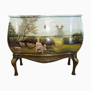 Commode with Landscape, 1930s