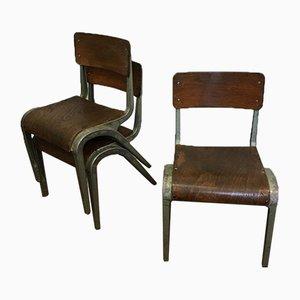 Petite Chaise de Bureau Esavian pour Enfant, 1950s