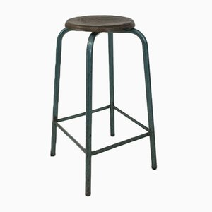 Vintage French School Vintage Stool