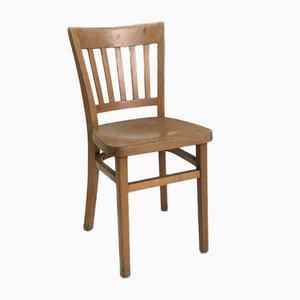 Vintage Bentwood Bistro Chair, 1960s