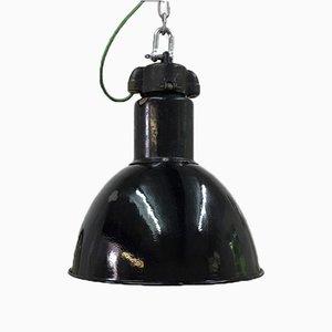 German Bauhaus Pendant Lamp, 1950s