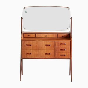 Vintage Danish Dressing Table, 1960s