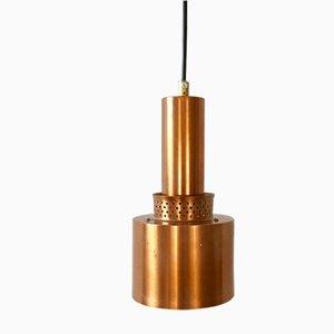 Copper T292 Ceiling Lamp by Hans-Agne Jakobsson for Hans-Agne Jakobsson AB Markaryd, 1950s