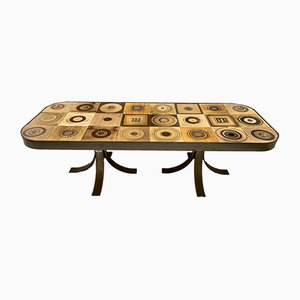 Dining Table by Georges Pelletier, 1960s