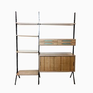 Italian Shelf by Carlo Ratti, 1960s