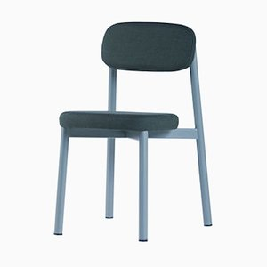 Residence Kvadrat Green Chair by Jean Couvreur
