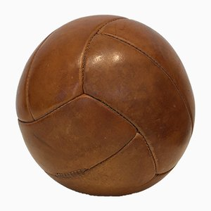 Vintage Leather 2 kg Medicine Ball